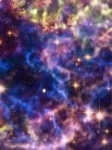 Southampton astronomers are able to compare theoretical models with real observations and progress our knowledge of physics. Image credit: X-ray: NASA/CXC/UNAM/Ioffe/D.Page,P.Shternin et al; Optical: NASA/STScl.